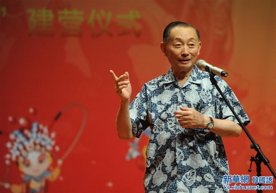 (文化)(1)著名京劇表演藝術家梅葆玖在京病逝