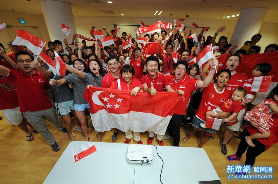 (裏約奧運會)(1)新加坡奪首枚奧運金牌