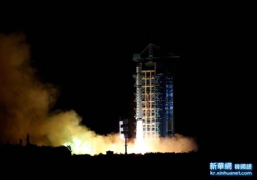 (科技)(1)世界首顆量子科學實驗衛星發射圓滿成功