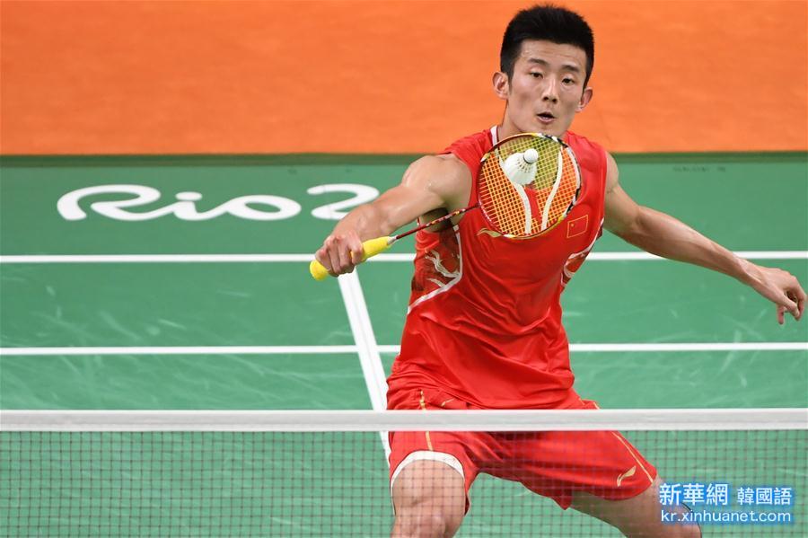 (裏約奧運會)(3)羽毛球——男單決賽:諶龍奪冠