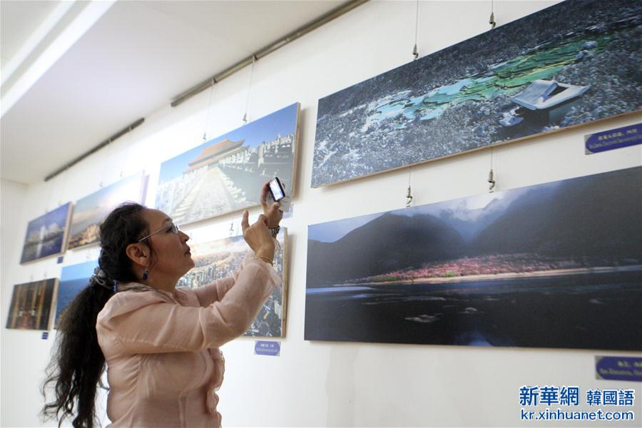 """(國際)(4)""""感知中國·蒙古行""""在烏蘭巴托拉開帷幕"""