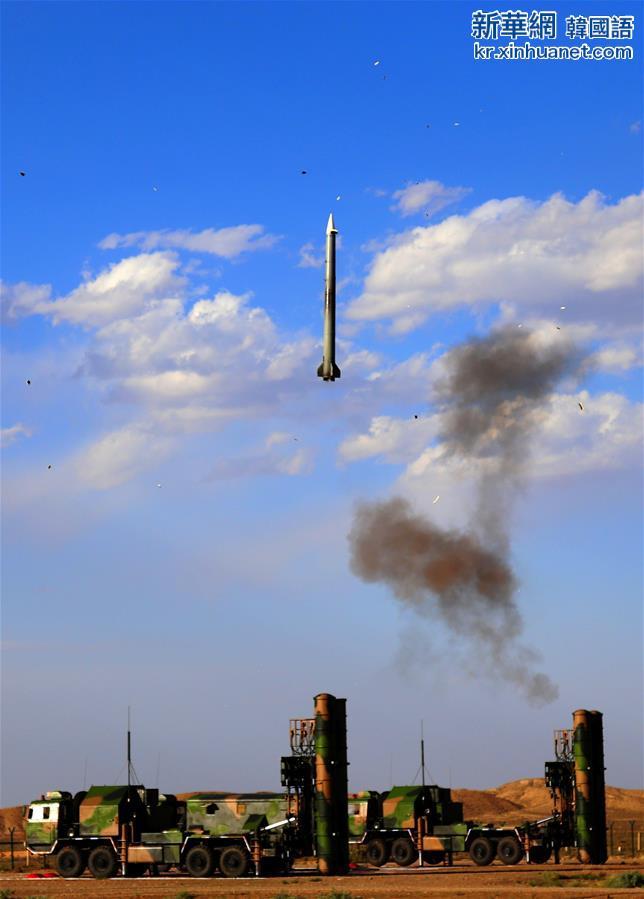 (圖文互動)(1)中國空軍加快推進防空反導能力建設 形成遠中近程高中低空相結合的作戰體係