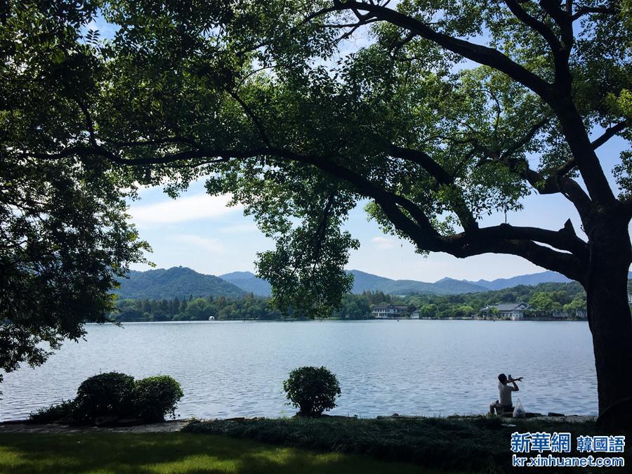 (杭州G20)(4)西湖即景