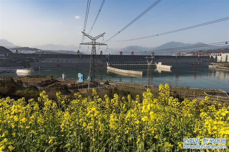 #(圖文互動)(2)三峽工程累計發電突破1萬億千瓦時