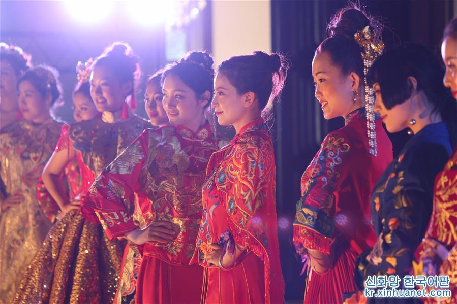 (新華視界)(1)2019世界華裔小姐大賽北美決賽在紐約舉行
