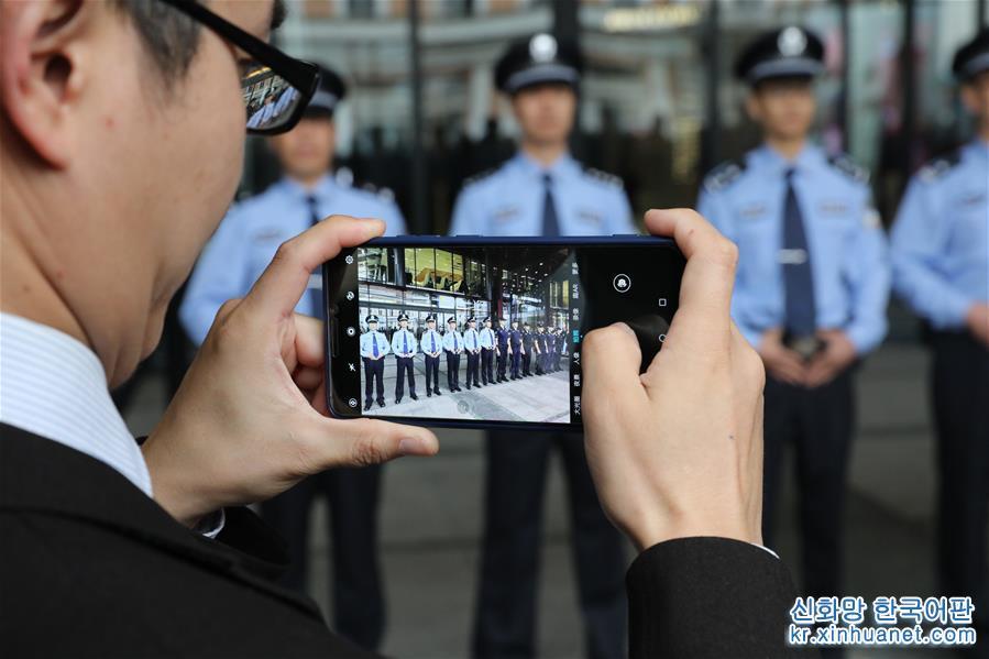 (國際)(4)中國與塞爾維亞首次警務聯巡啟動