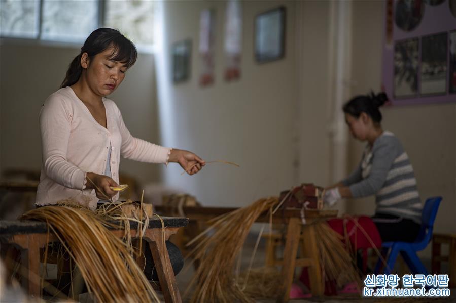 (社會)(1)雲南怒江:扶貧車間助力脫貧