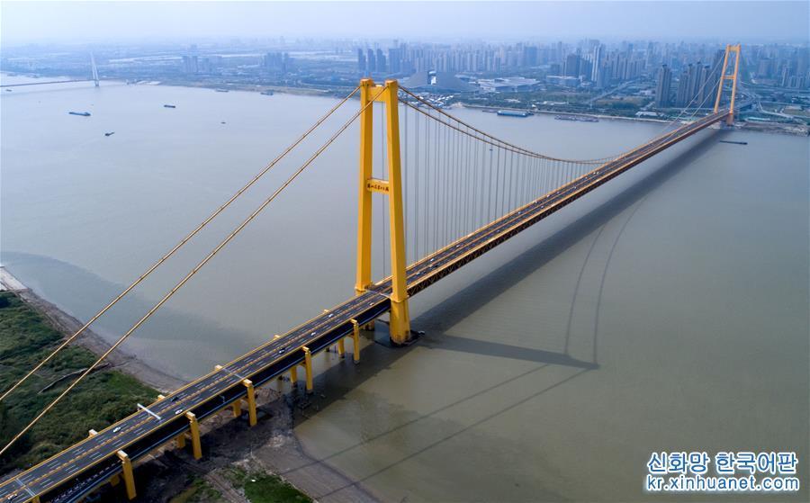 (經濟)(1)長江上首座雙層公路大橋通車