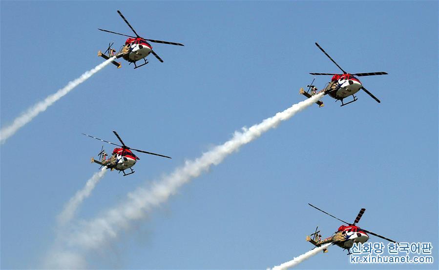 (國際)(1)印度慶祝空軍日