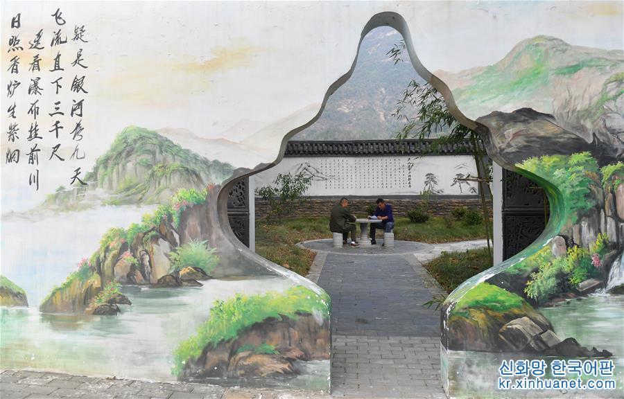 (社會)(1)江西廬山:打造美麗鄉村 提升百姓人居環境
