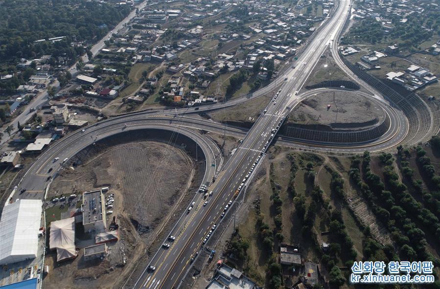(國際)(1)喀喇昆侖公路二期項目高速段通車