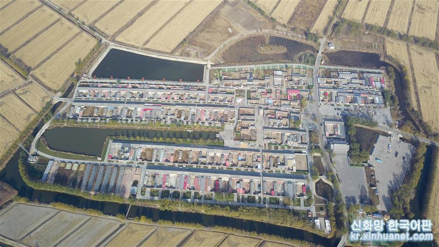 (四中全會精神在基層)(1)天津寶坻:潮白新河邊的美麗鄉村