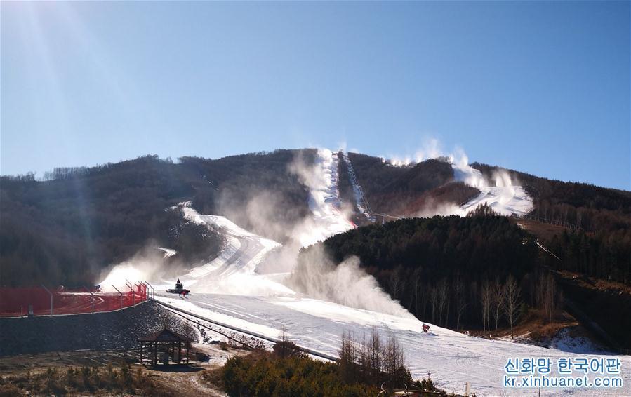 (圖文互動·體育)(1)十四冬,對標北京冬奧會的冰雪檢驗(配本社同題文字稿)