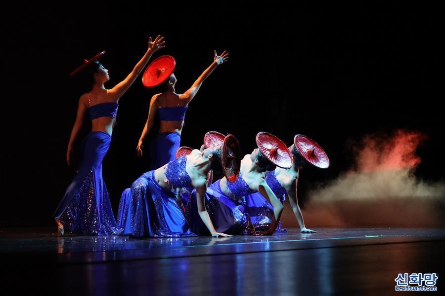 (XHDW)(1)美國休斯敦春晚弘揚中華傳統文化