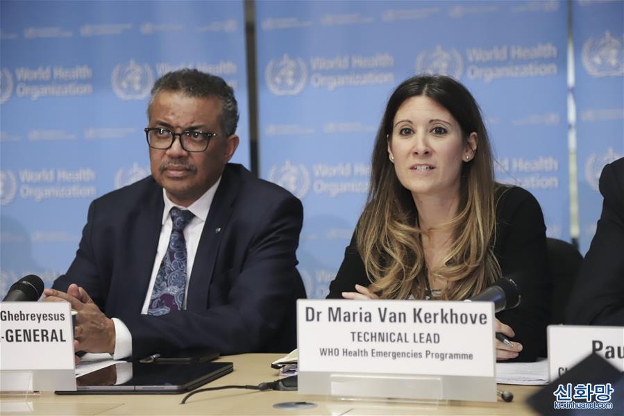 (國際)(1)世衛組織:中國分享新冠肺炎防控經驗很重要
