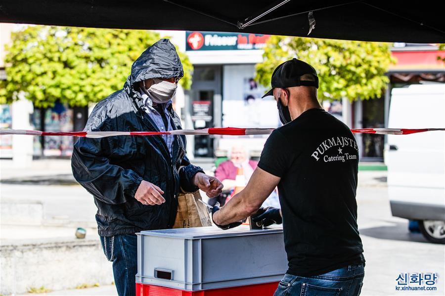 (國際疫情)(1)德國:發放免費食物
