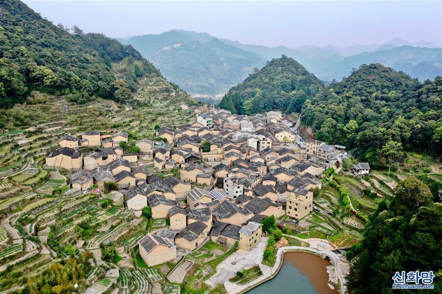 (社會)(1)福建周寧:古村落保護助力鄉村振興