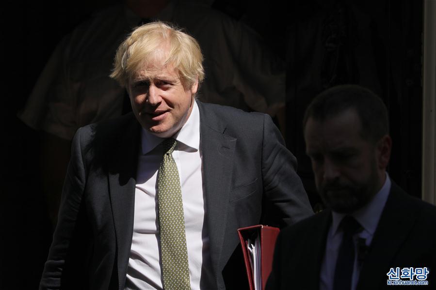 (國際疫情)(1)英國成歐洲首個新冠死亡病例超3萬的國家
