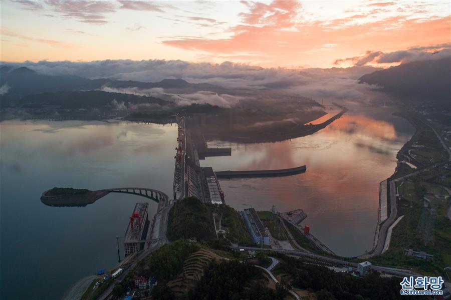 #(環境)(1)雨過天晴看三峽