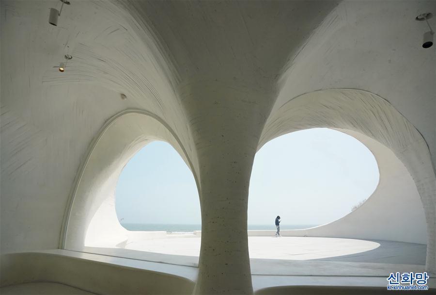 (文化)(2)探訪秦皇島沙丘美術館