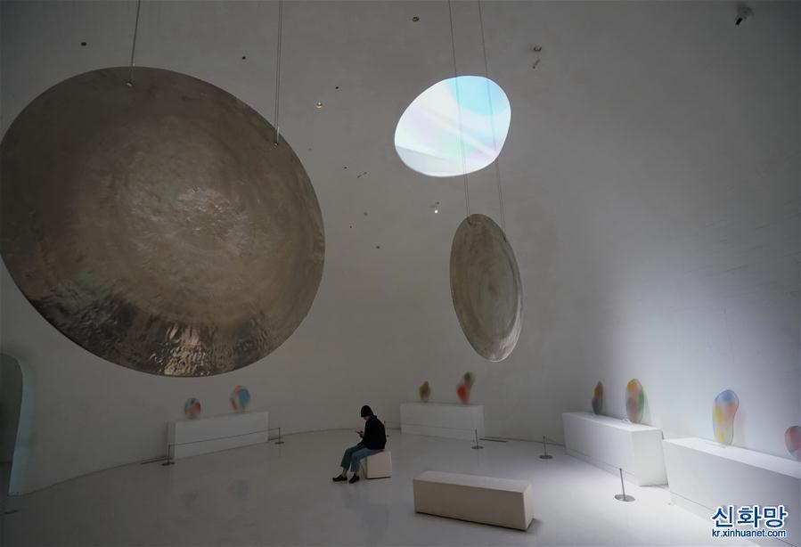 (文化)(4)探訪秦皇島沙丘美術館