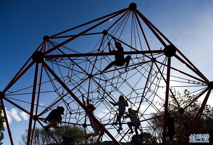 (國際)(1)新西蘭公園重新開放