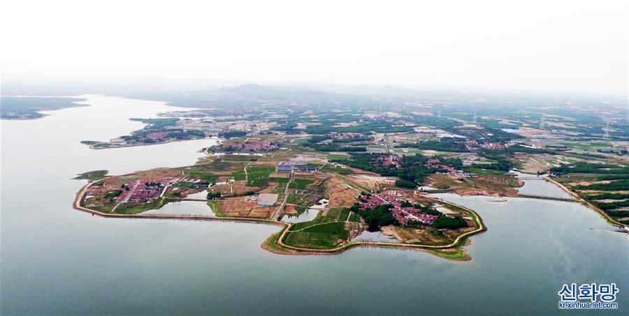 (美麗中國)(1)俯瞰青峰嶺 生態綠之洲