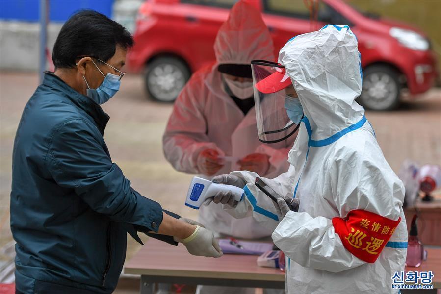 (聚焦疫情防控·圖文互動)(1)吉林省舒蘭市實行最嚴格管控措施