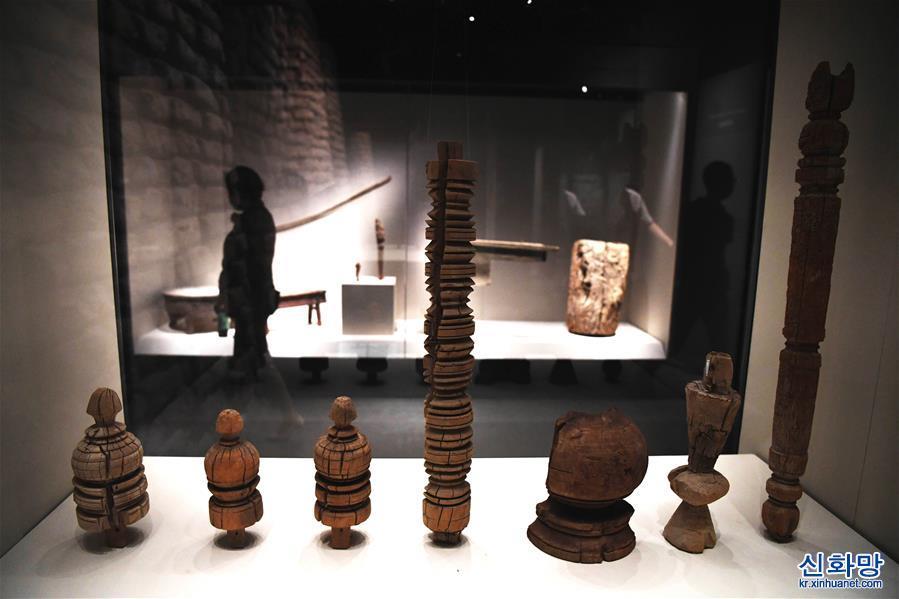 (文化)(1)新疆和田博物館優化升級後開館