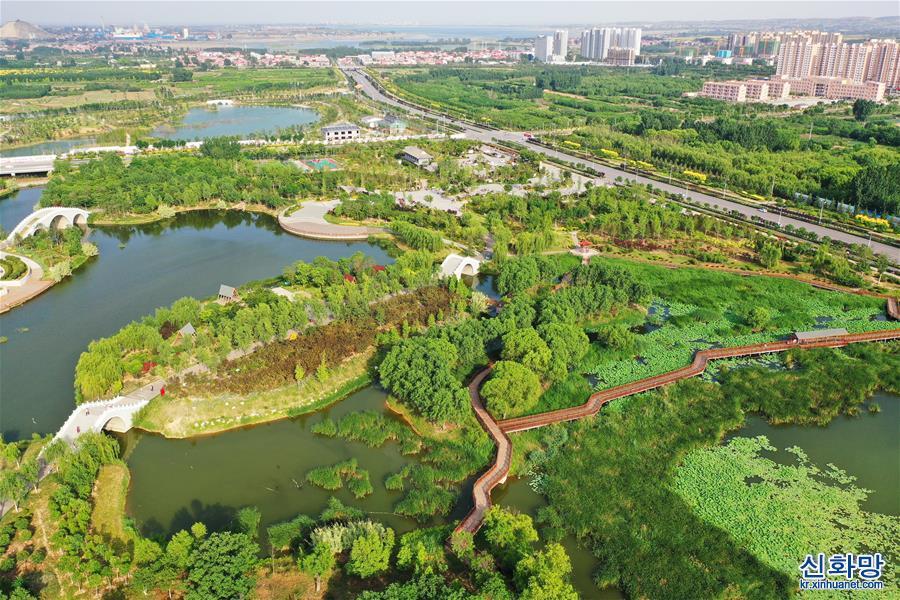 """(環境)(1)河北峰峰:老工業基地的""""綠色轉身"""""""