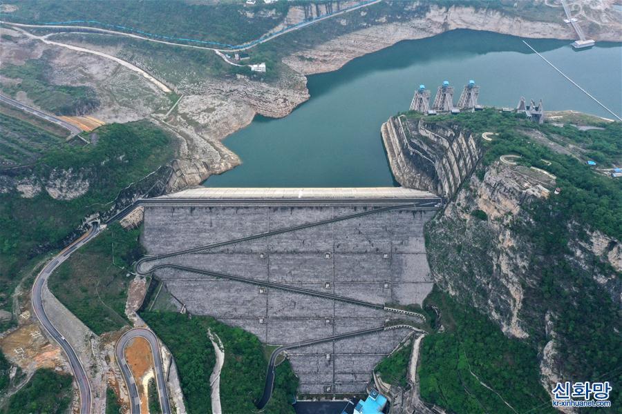 (新華視界)(4)俯瞰貴州洪家渡水電站