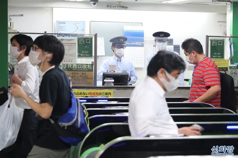 (國際疫情)(2)日本宣布全國解除緊急狀態