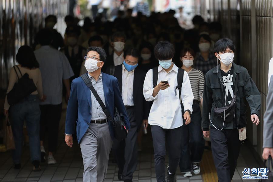 (國際疫情)(6)日本宣布全國解除緊急狀態