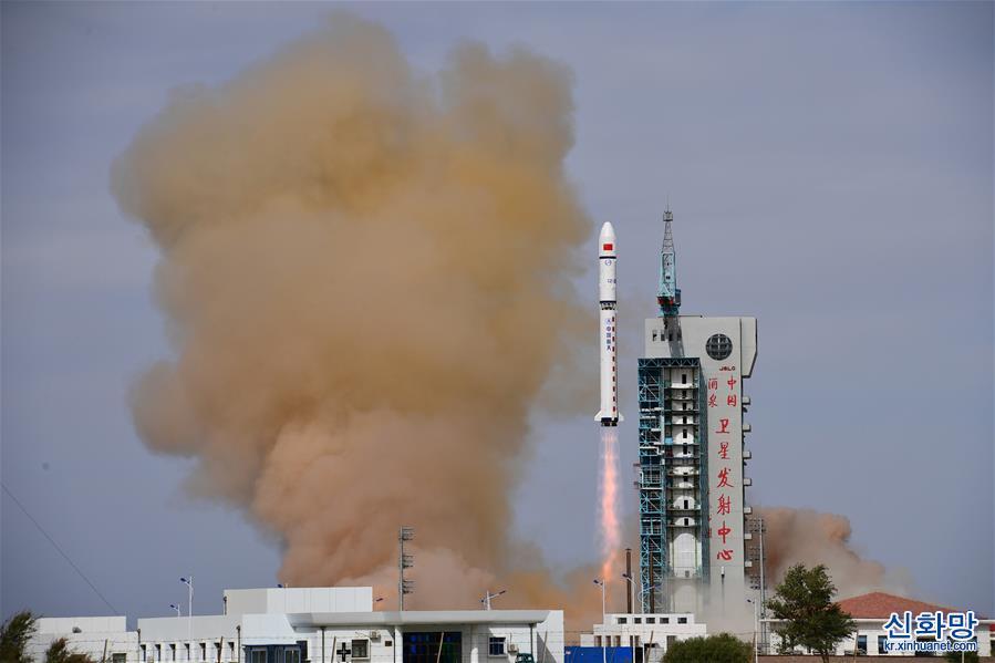 (圖文互動)(1)我國成功發射高分九號02星 搭載發射和德四號衛星