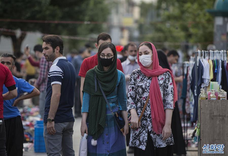 (國際疫情)(1)伊朗新冠確診病例突破15萬