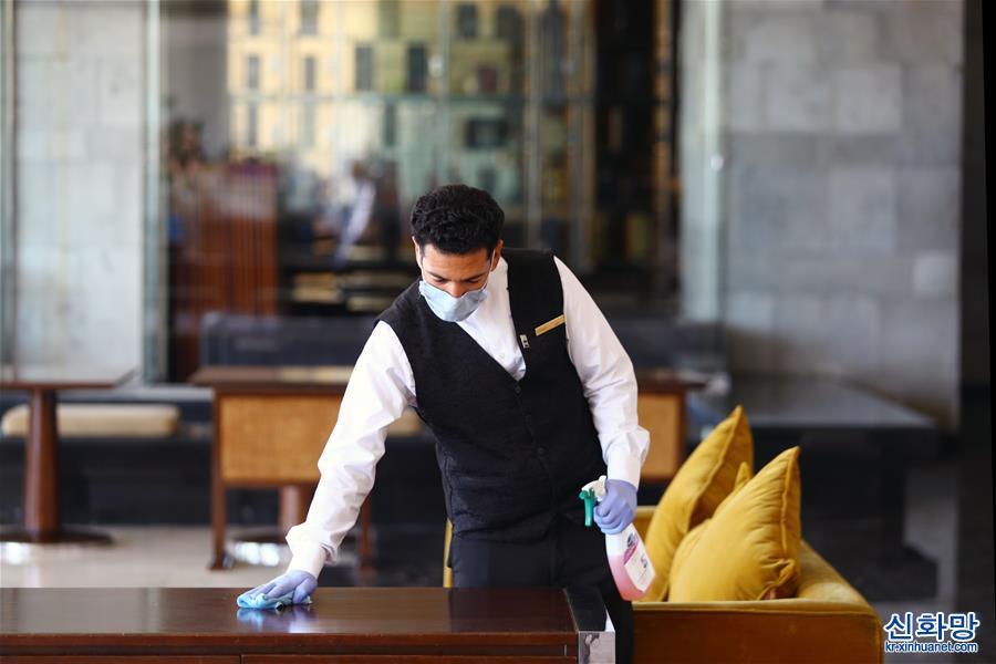 (國際疫情·新華視界)(1)埃及:酒店逐步重新開放