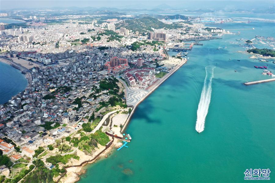 (美麗中國)(1)福建東山:全力打造全域生態旅遊海島