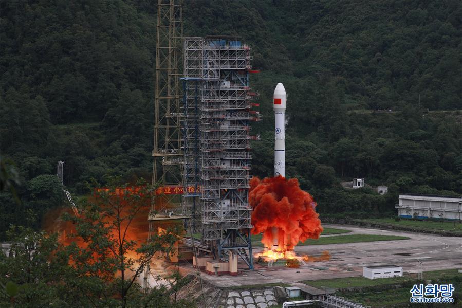 (新華視界)(1)我國北鬥全球係統最後一顆組網衛星點火升空