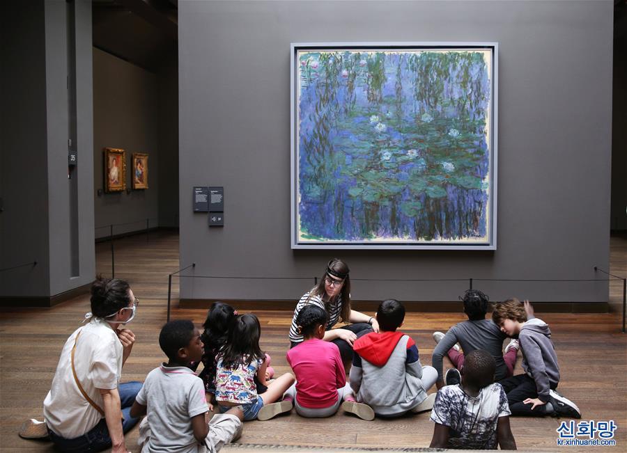 (國際疫情)(3)法國:奧賽美術館重新開放