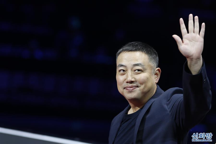 (體育)(1)乒乓球——劉國梁出任世界乒乓球職業大聯盟理事會主席