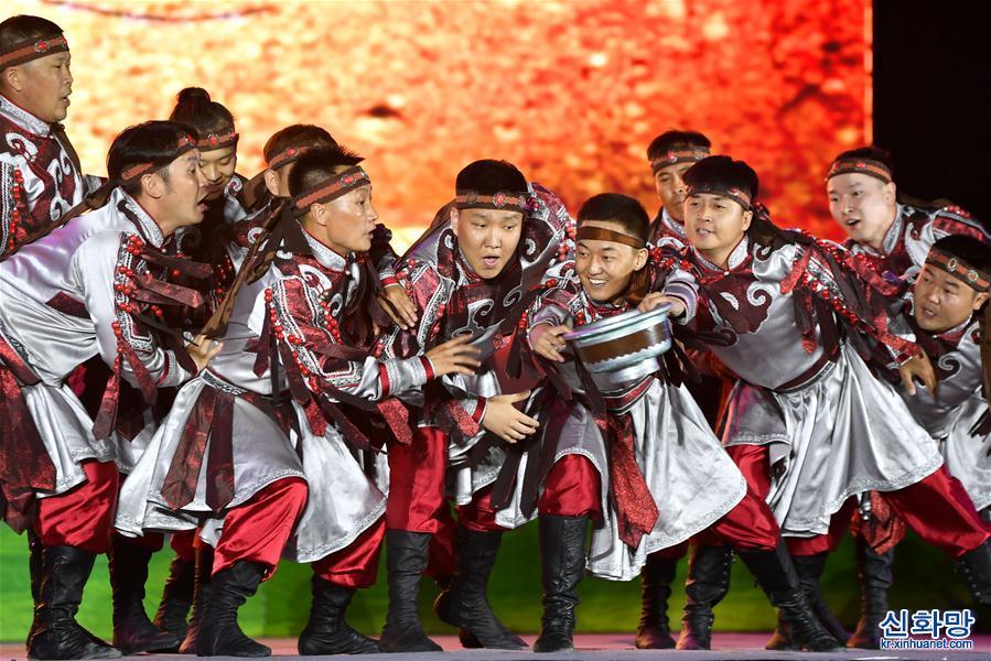 (社會)(1)呼倫貝爾:惠民展演促旅遊