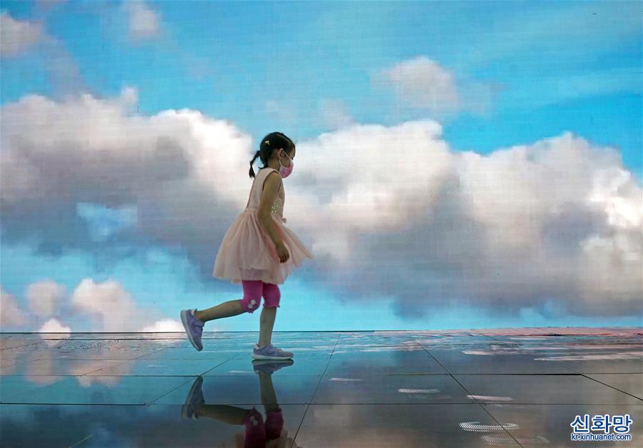 """(2020服貿會)(2)漫遊在""""雲端""""與""""海底"""""""
