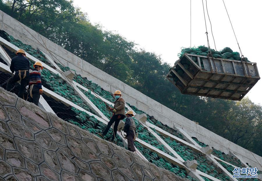 (體育)(1)北京冬奧會延慶賽區生態修復工程初見成效