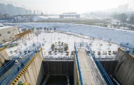 남수북조 중간선 물조절 60억 입방미터 초과...4200만명 수익