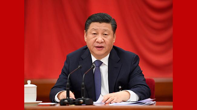 중국공산당 제19기 중앙위원회 제2차 전체회의 베이징서 개최