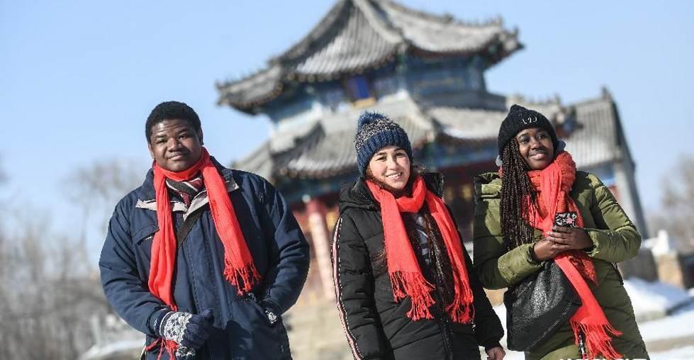 중국에 유학온 '일대일로' 연선 국가 학생수 지속적으로 증가