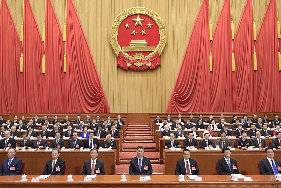 13기 전인대 2차회의 베이징서 개막