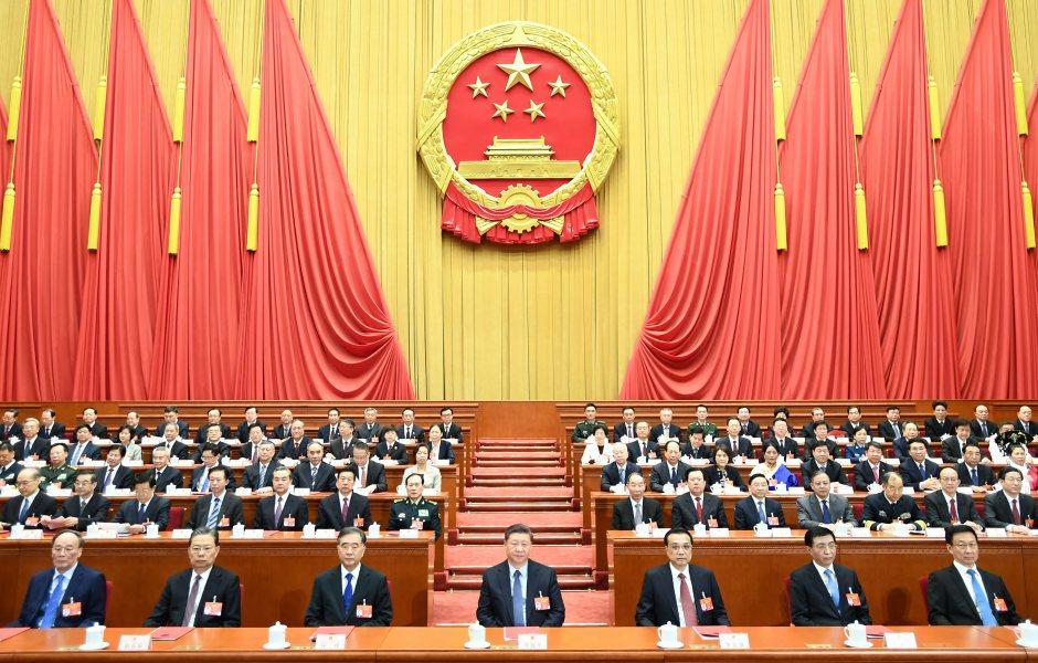 13기 전인대 2차회의 베이징서 폐막