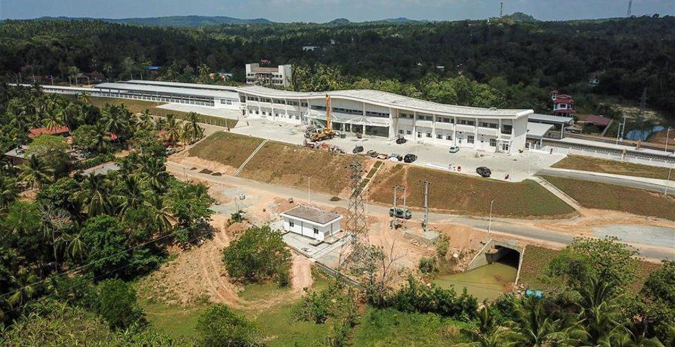 '일대일로' 협력, 스리랑카 철도사에 새 장 열어