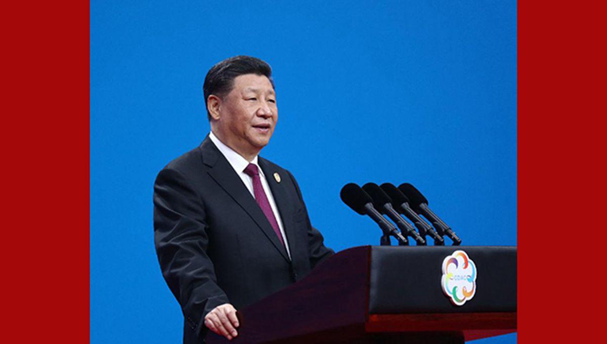시진핑 中 국가주석, 아시아문명대화대회 개막식 참석 및 기조연설 발표